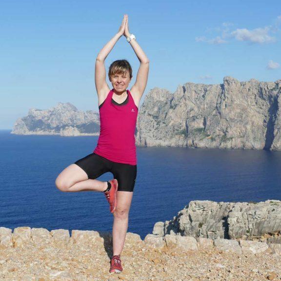 Run.Yoga - Yoga und laufen - über mich