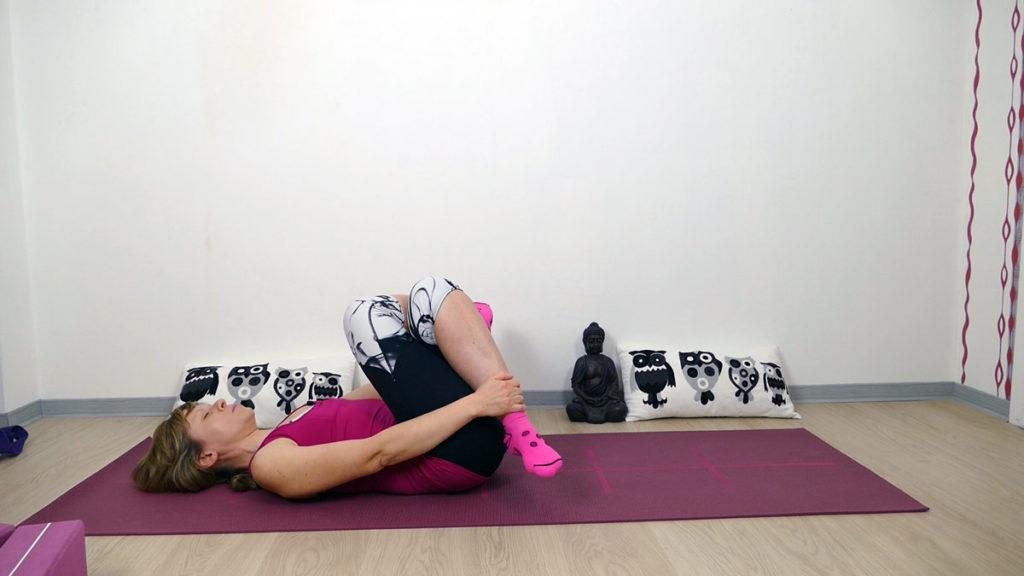 Yin Yoga für Läufer – Hüftöffnung für Anfänger